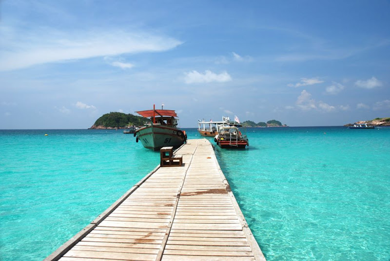 Essay About Holiday At Pulau Redang